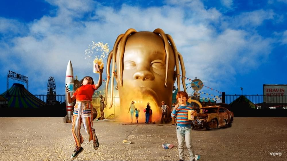 Astroworld Release
