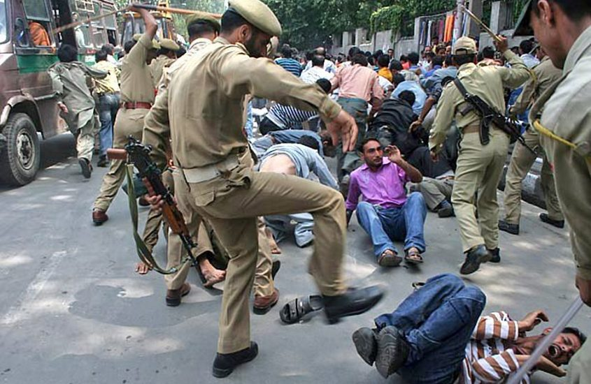 Modi and Kashmir, The Next Genocide
